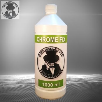 Chrome Fix. 1 liter.
