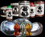 90% Króm hatású oldószeres festék