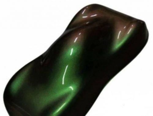 Zöld-barna. 400 ml készre kevert Kaméleon spray. (3001)