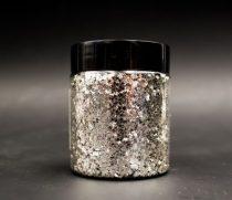 3D pehely, ezüst csillag, 25 g