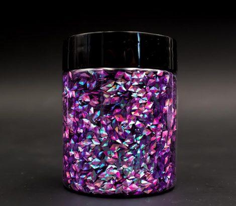3D pehely, Prizma lila 25 g