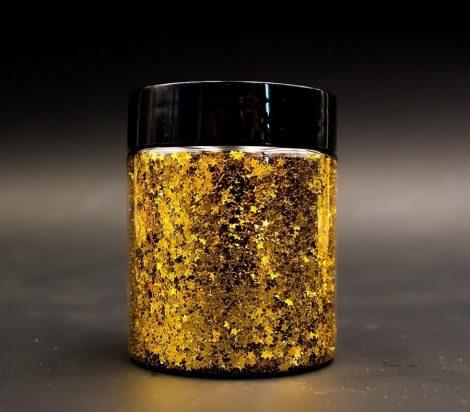 3D pehely, Arany csillag, 25 g
