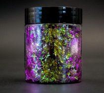 3D pehely, Lila csillag, 25 g