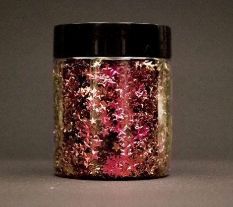 3D pehely, Színváltó csillag, 25 g