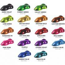 Candy festék koncentrátumok (1:20). Választható színekben (20x hígítás!) 250 ml vagy 1 Literes kiszerelésekben