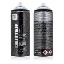 Csillogó glitter spray, 400 ml