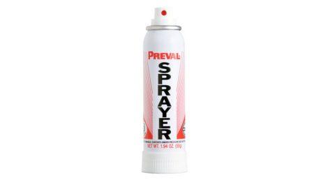 Újratölthető spray