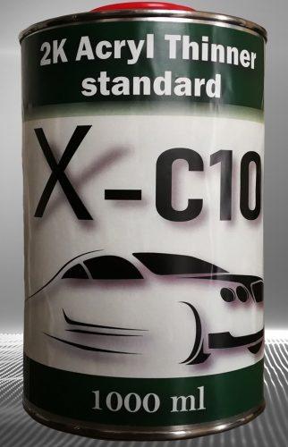X-C10 Akril hígító (1L)