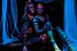 UV fényre reagáló festékek
