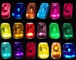 Chrome színezőanyagok, transzparens festékek