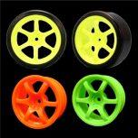 Fluoreszkáló színek 125 ml