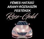 Rózsaszín-arany fémes festék (Rose-Gold)