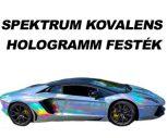 Spektrum kovalens hologramm festék
