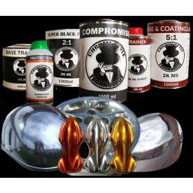 90% Króm hatású oldószeres termék