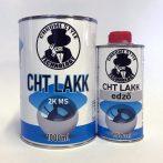 Natúr króm szín elérésére! (új fejlesztés!)CHT Special fedőlakk+edző. Speciális összetevőkkel. Hatalmas tapadással, sárgásgátlóval és optikai fehérítővel.1 liter
