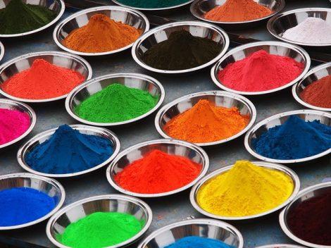 Epoxy színező pigment csomag 5x5 gramm vagy 5x10 gramm