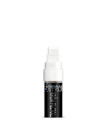 Tölthető filctoll folyékony krómhoz, 15 mm, 20 ml