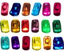 """Candy """"króm"""" színezőanyag transzparens. Koncentrátum. 10 ml-es kiszerelésekben. (Nagyon erőteljes színek!)"""