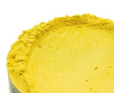 Finom micro pigment, Submarine yellow, 25 g