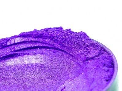 Finom micro pigment, Lila, 25 g