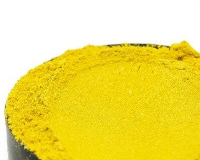 Finom micro pigment, Kén sárga, 25 g