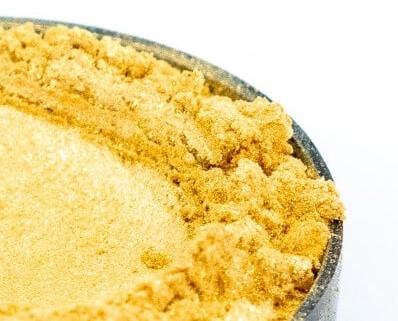 Finom micro pigment, Nap arany, 25 g