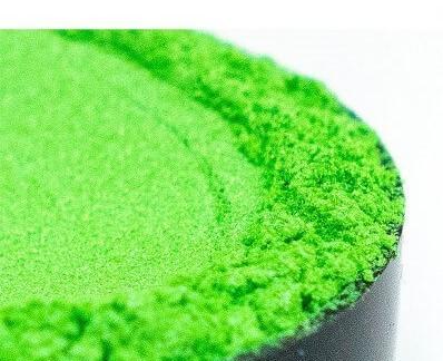 Finom micro pigment, Rebel zöld, 25 g