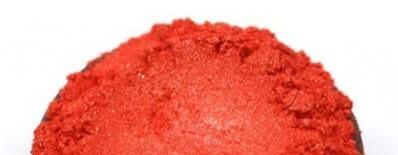 Finom micro pigment, Fantom piros, 25 g