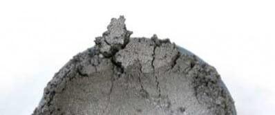 Finom micro pigment, Ezüst szürke, 25 g