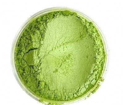 Finom micro pigment, Lime zöld, 25 g