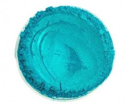 Finom micro pigment, Paradise zöld, 25 g