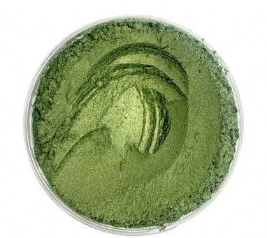 Finom micro pigment, Zöld moszat, 25 g