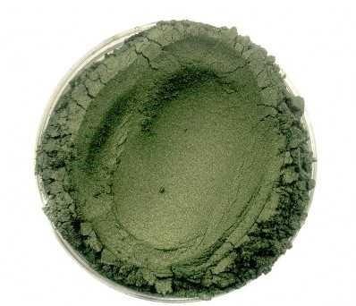 Finom micro pigment, Sötét zöld, 25 g