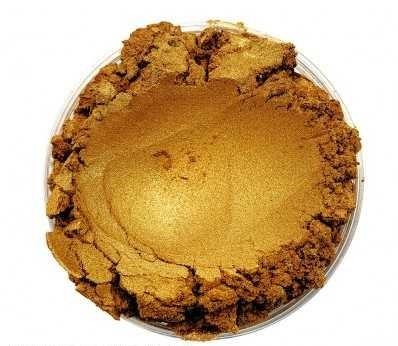 Finom micro pigment, Fáraó Arany, 25 g