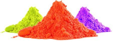 Természetes ásványi anyag pigmentek. 100 gramm.