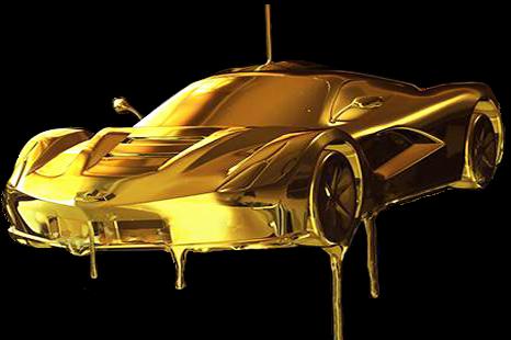 arany festék