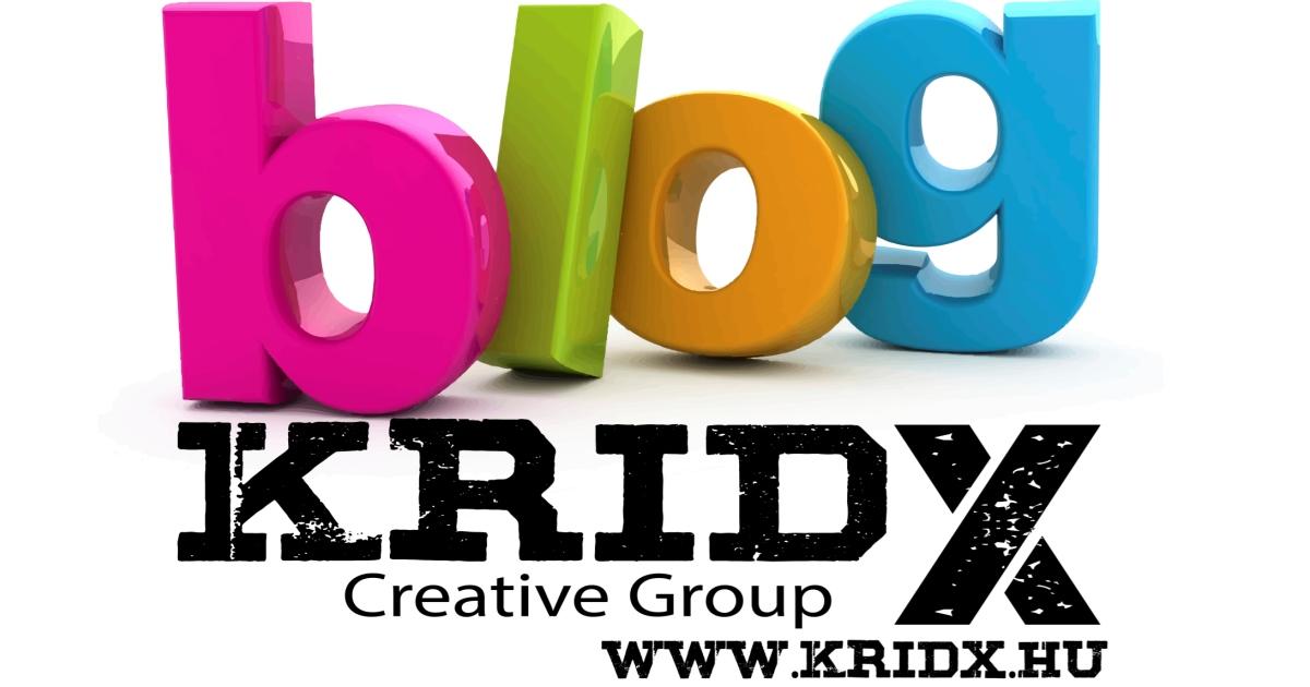 Kridx központi oldalunk
