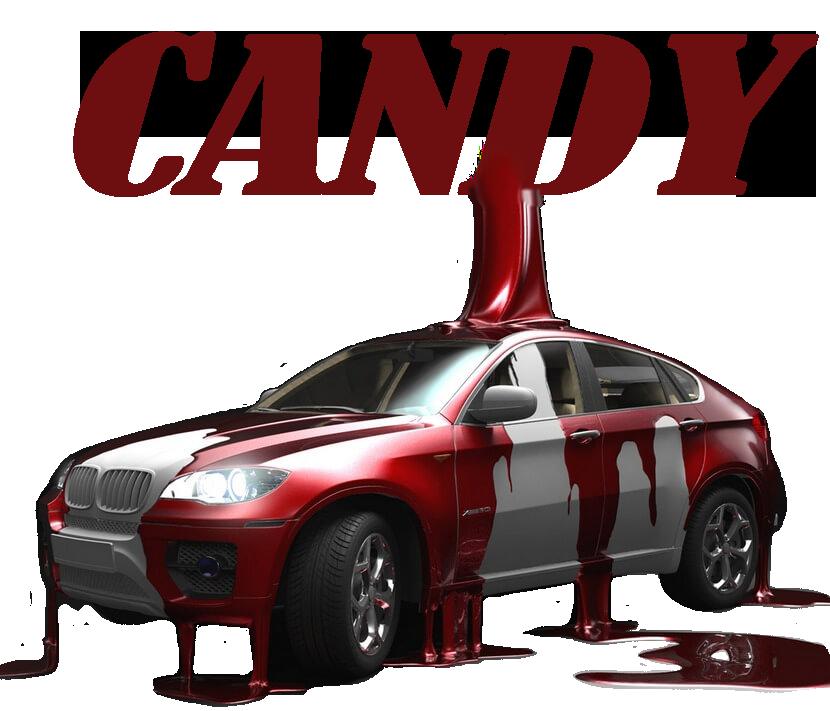 Candy festék