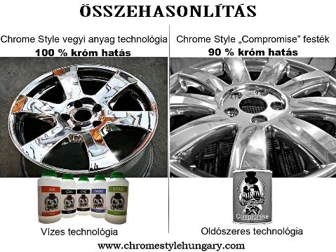 Összehasonlítása a két termékünknek